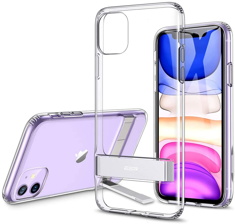 coque iPhone 11 support