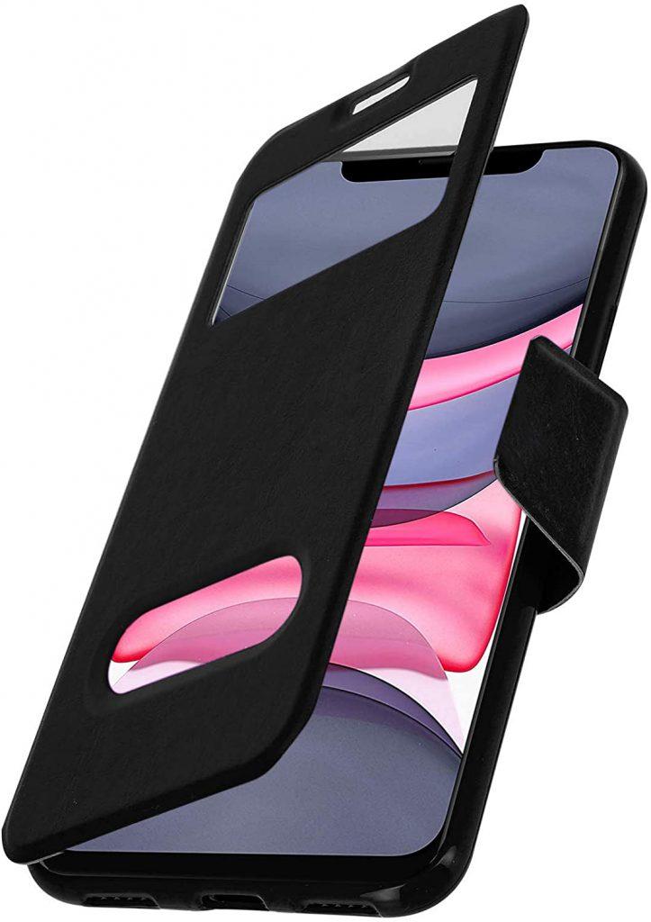 coque iPhone 11 vitrée