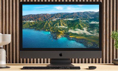 Fond d'écran macOS Big Sur iMac