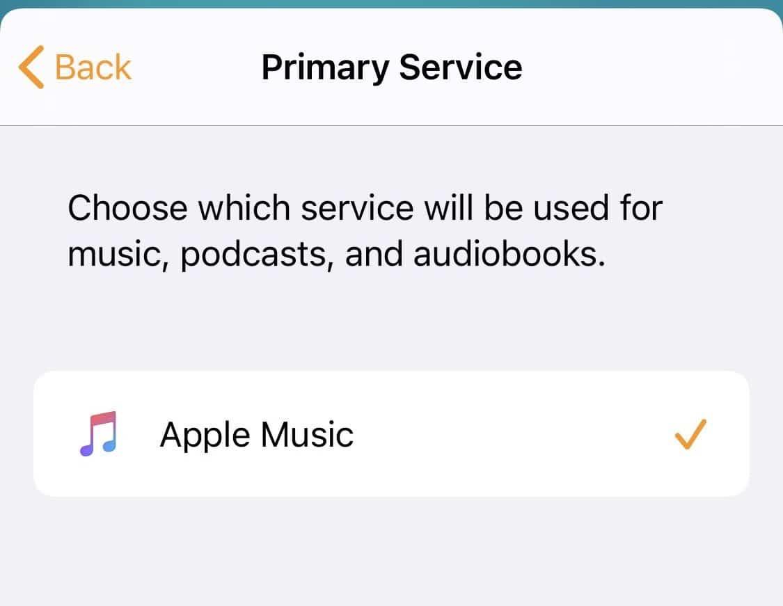 HomePod iOS 14