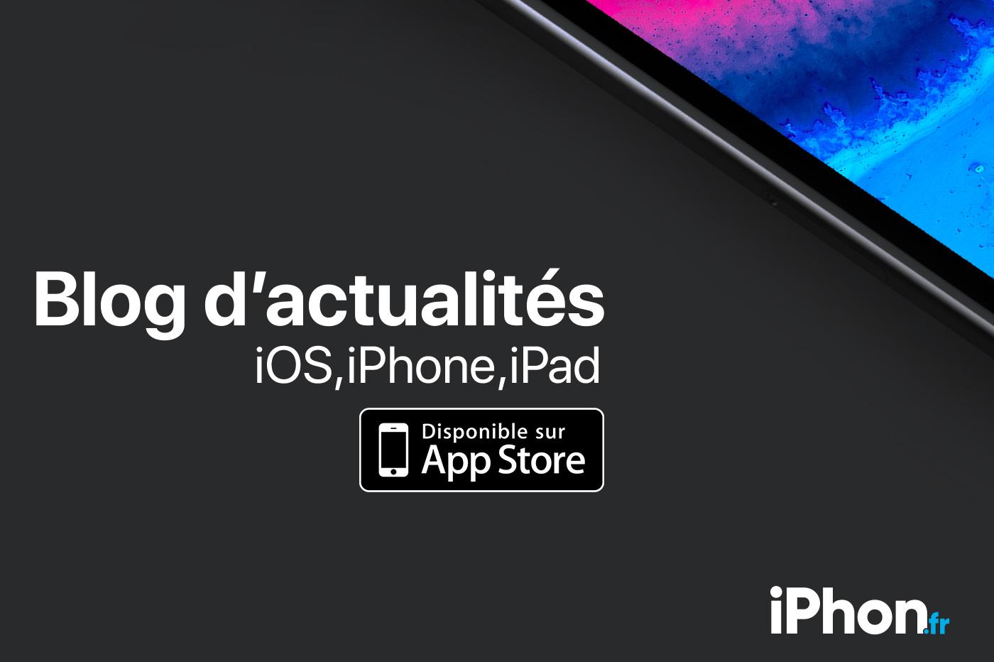 Nouveau design iPhon.fr