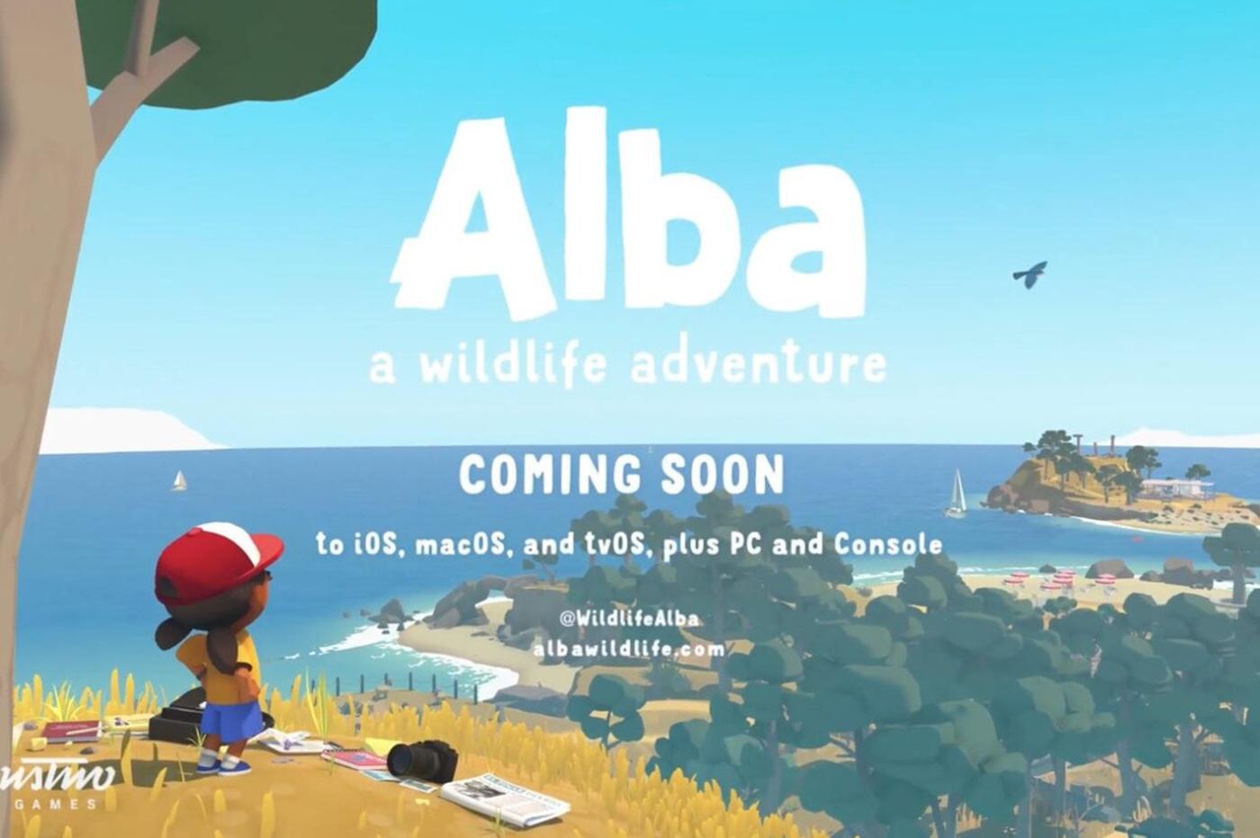 jeu Alba: a Wildlife Adventure trailer