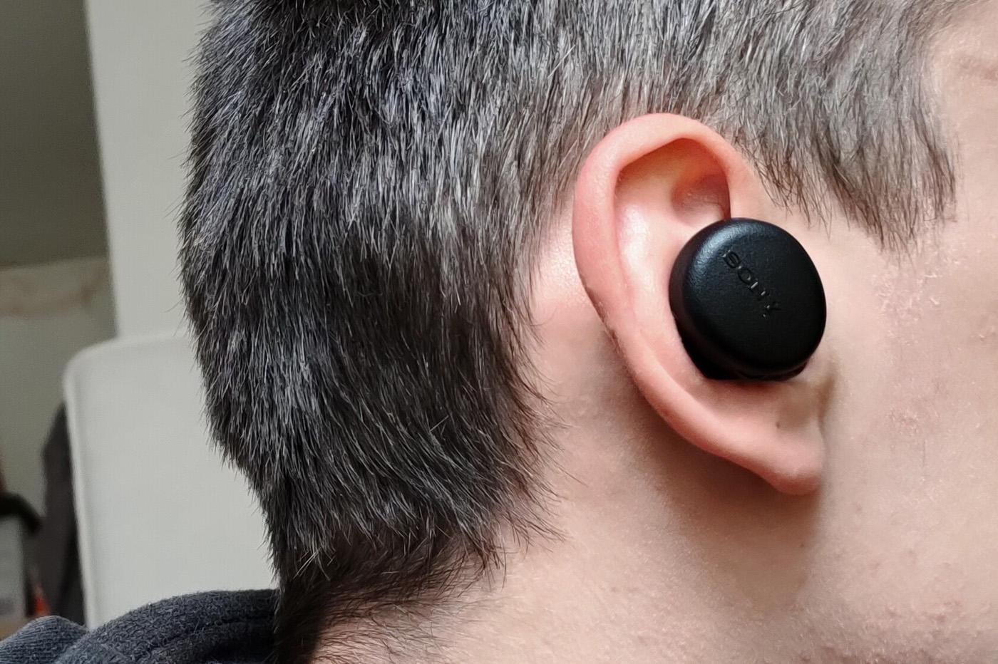 Test écouteurs sans fil Sony WF-XB700