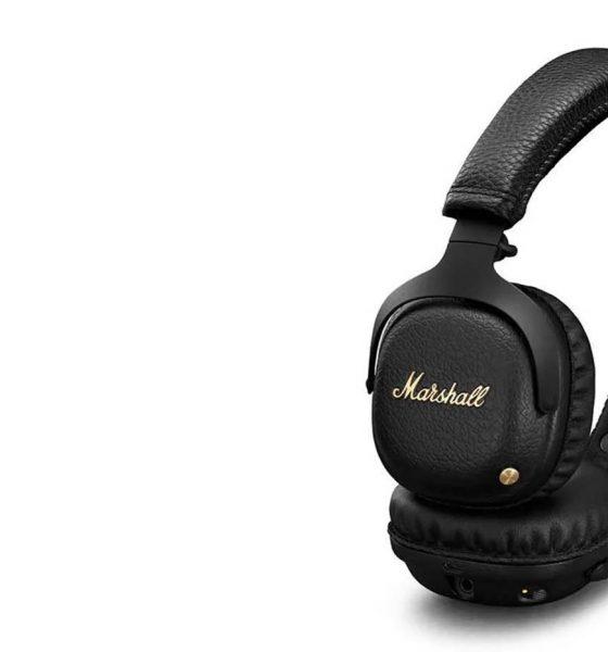 Casque Marshall Bluetooth