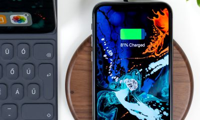 Chargeur sans fil iPhone