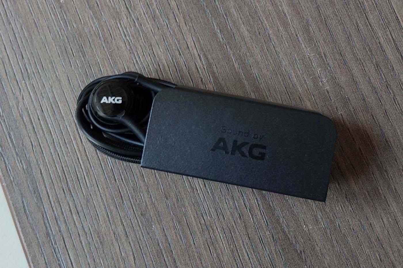 Écouteurs Galaxy Note 20