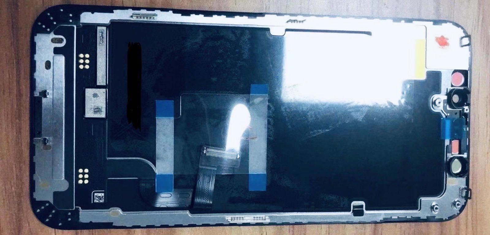 Dos écran OLED iPhone 12