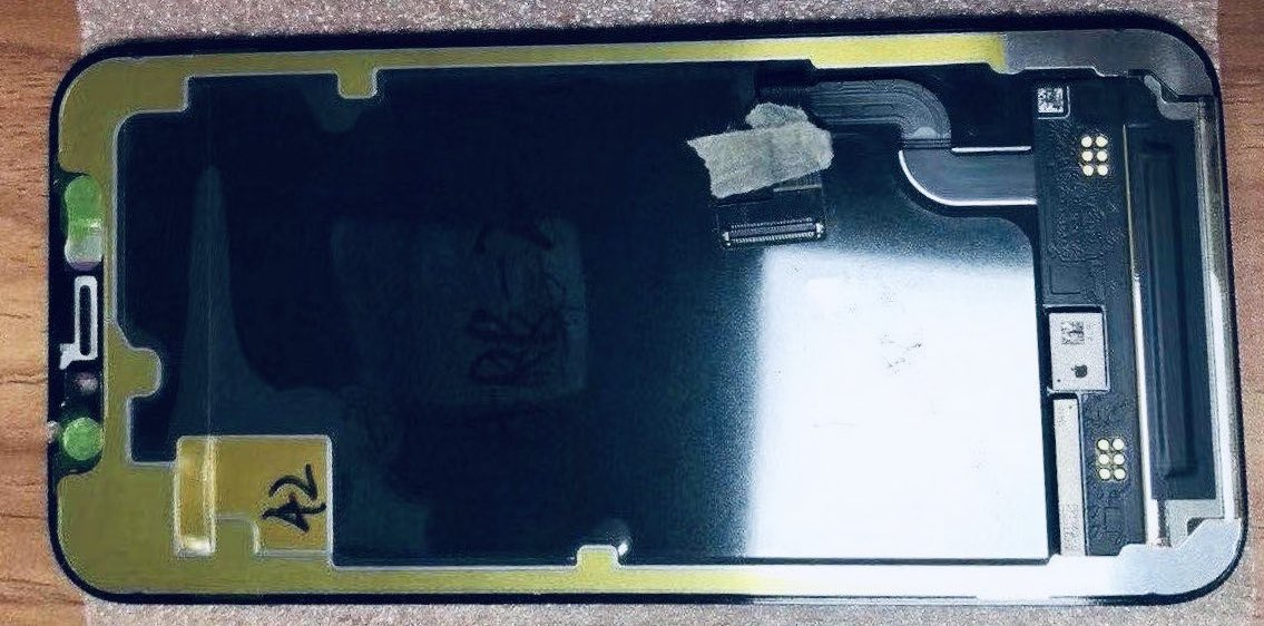 écran OLED iPhone 12
