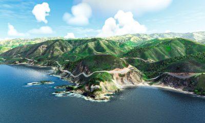 Microsoft Flight Simulator macOS fond d'écran