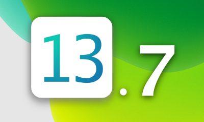 iOS 13.7 bêta 1 publique