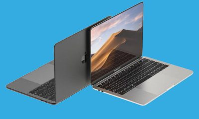 MacBook Pro borderless