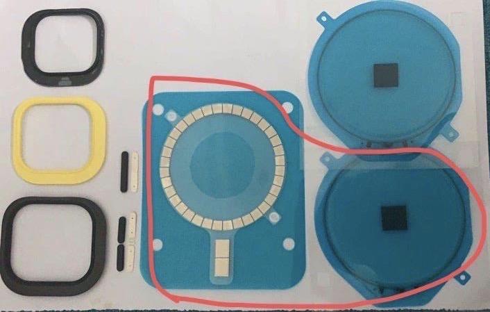 Recharge sans fil et aimants iPhone 12