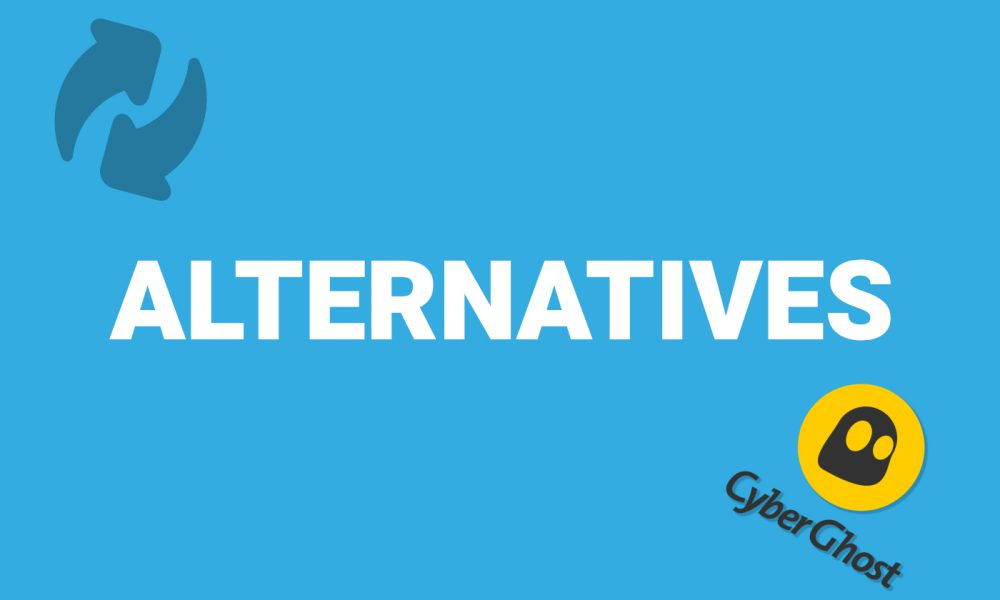 Alternatives CyberGhost