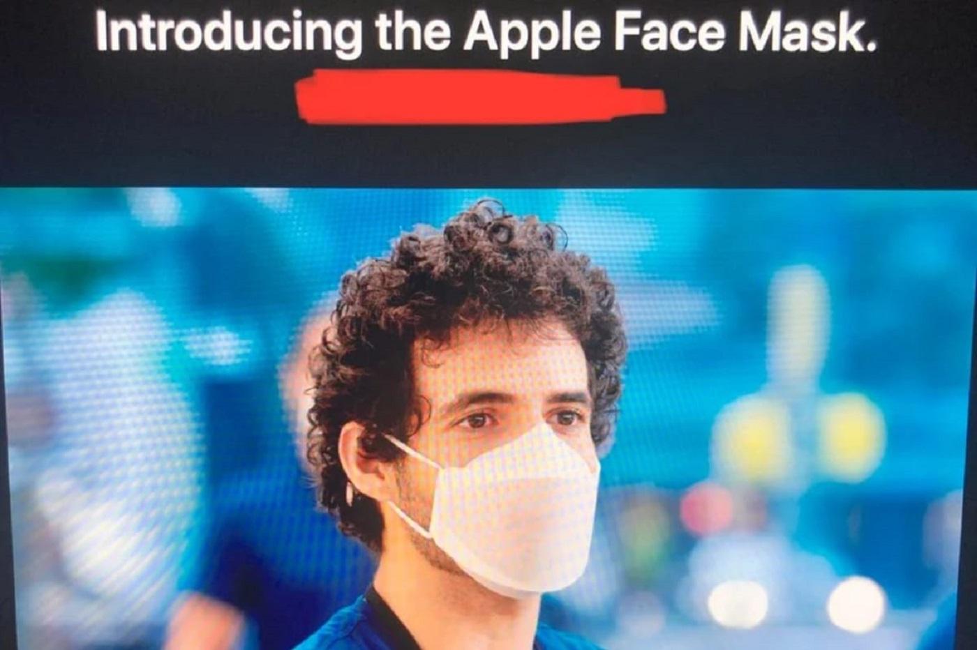 masque apple