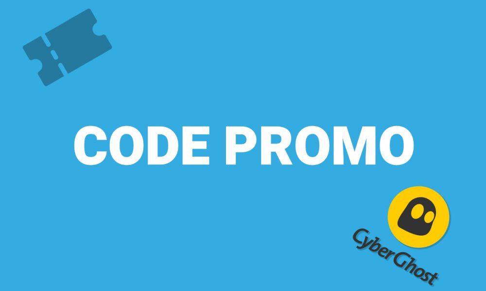 Code promo CyberGhost