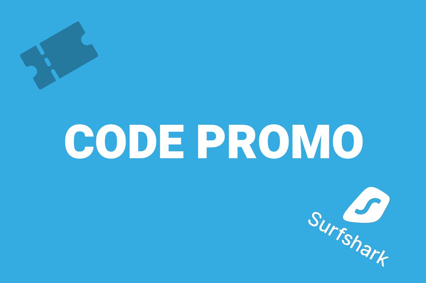 Code promo Surfshark