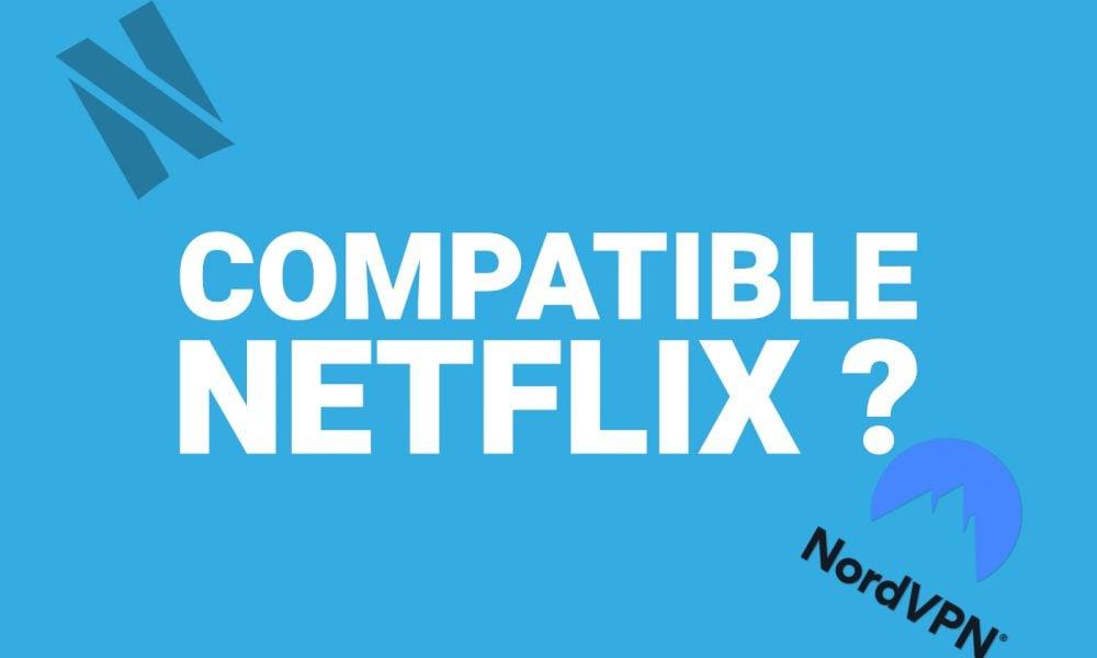 Netflix NordVPN