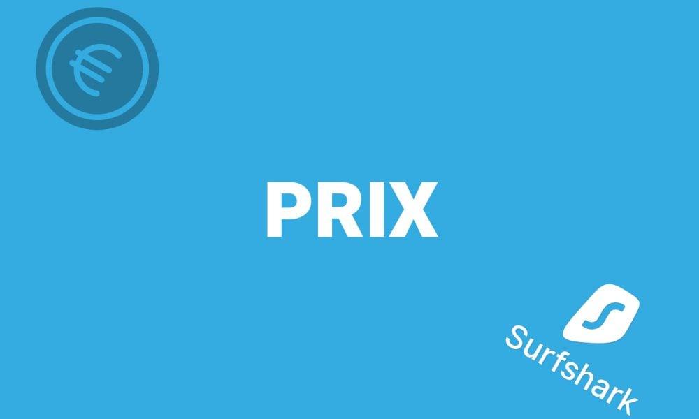 Prix Surfshark