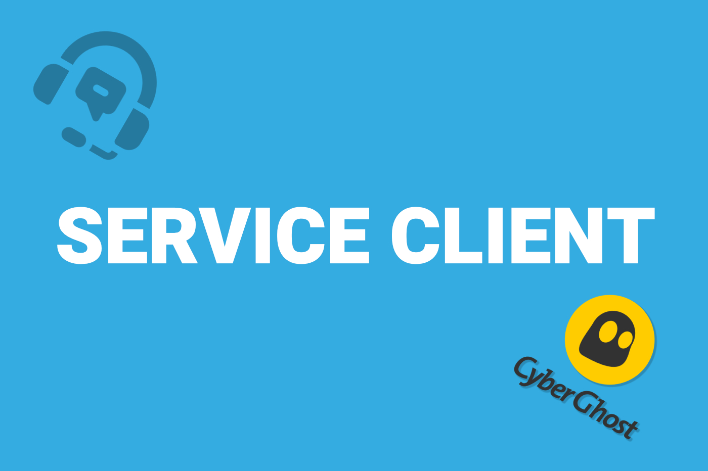Service Client CyberGhost