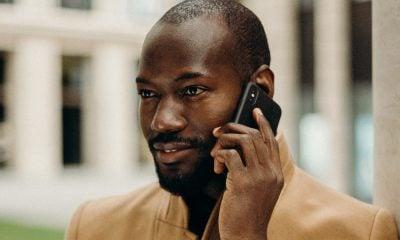 Appel téléphonique mobile