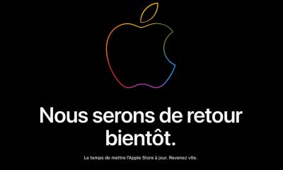 Apple Store fermé
