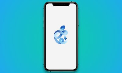 Fond d'écran iPhone AR7 et Apple