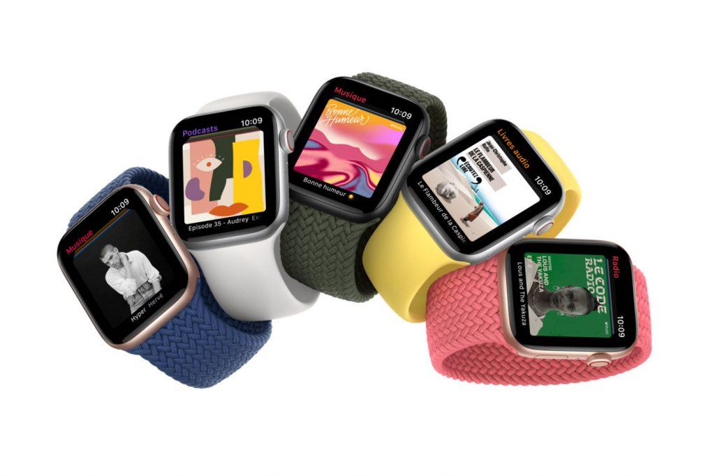 Apple Watch SE pas cher