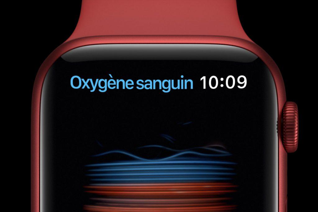 Apple Watch Series 6 pas cher