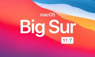 Big Sur 11.7 macOS