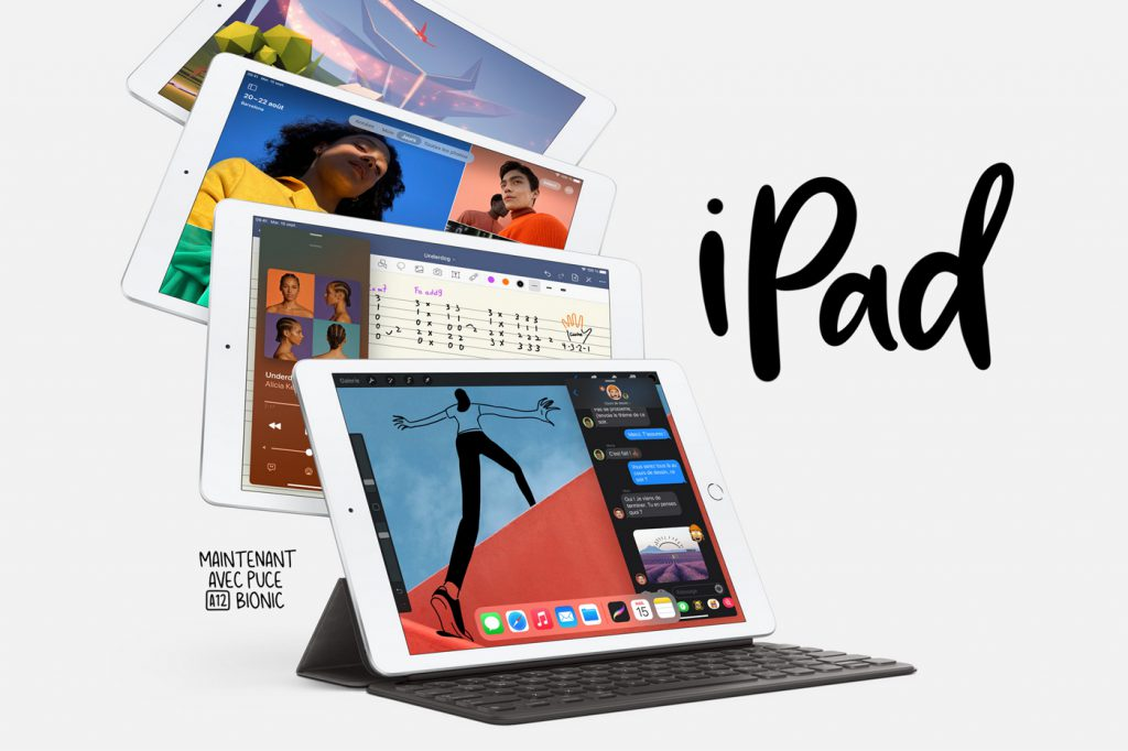 Où acheter iPad 8