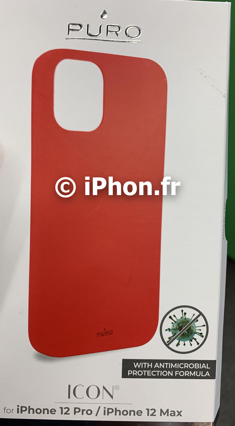 Coque iPhone 12 Max