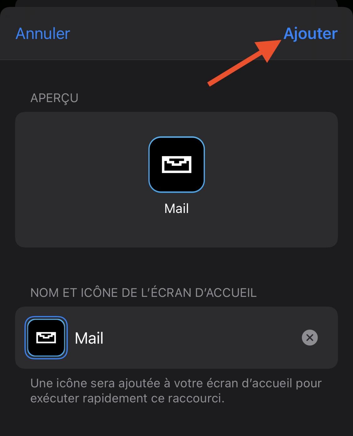 Remplacer icône d'app iOS