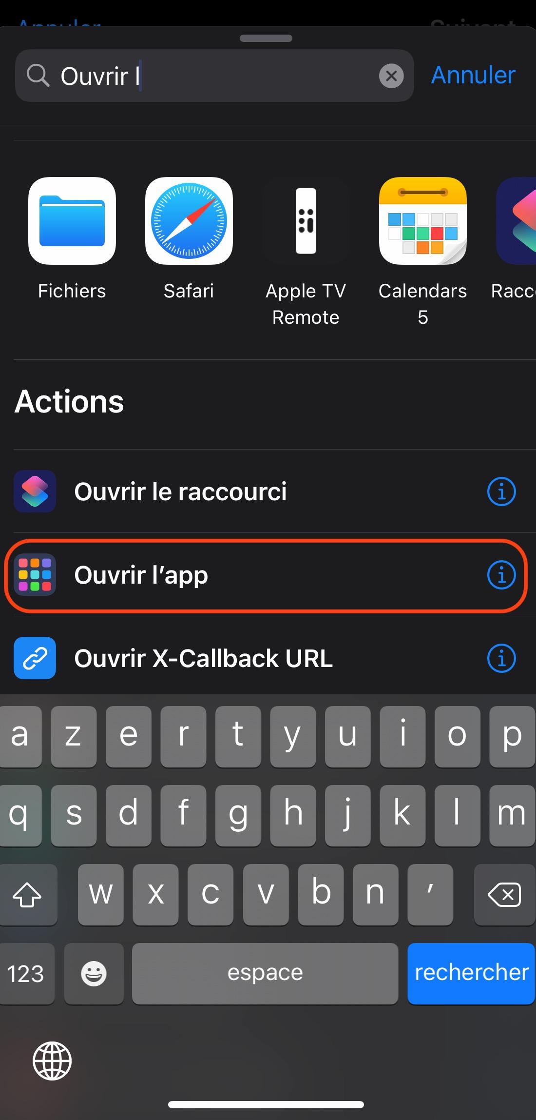 Modifier l'icône d'une app iOS