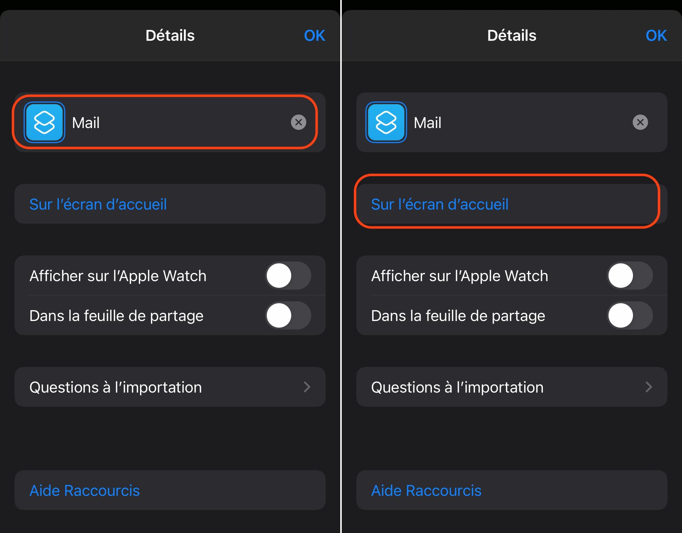 Changer icône d'app sur iOS 14