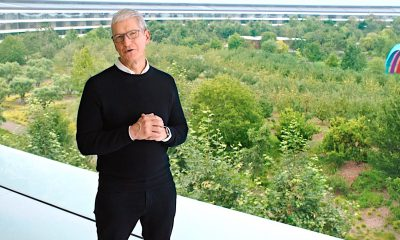 Tim Cook Keynote 2020