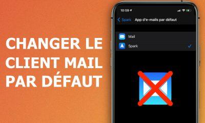 Tutoriel changer client mail par défaut