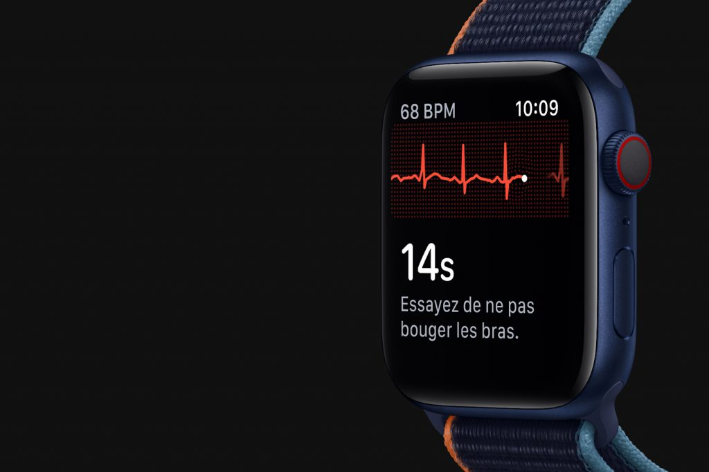 Apple Watch Series 6 fiche technique