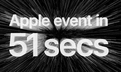 Resume Apple Event