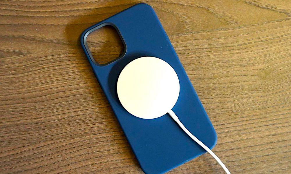 coque iPhone 12/12 Pro et MagSafe