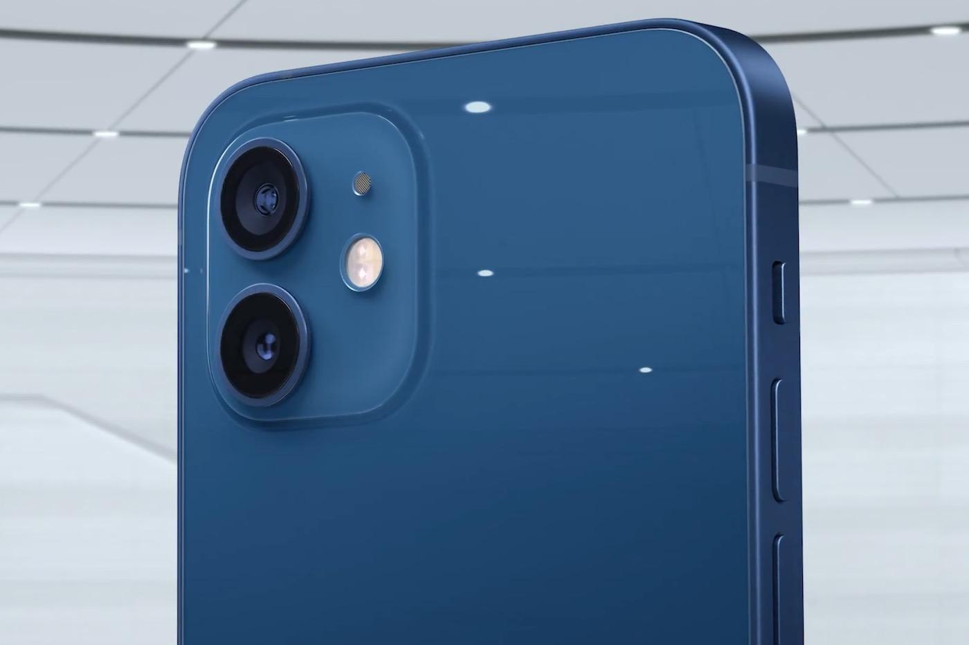 Apple iPhone 12 bleu