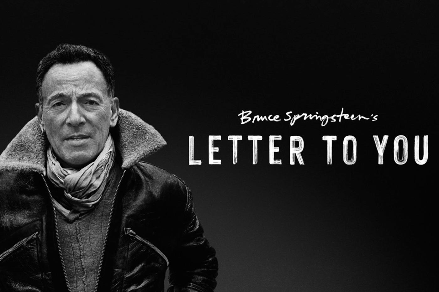 Apple TV+ Bruce Springsteen