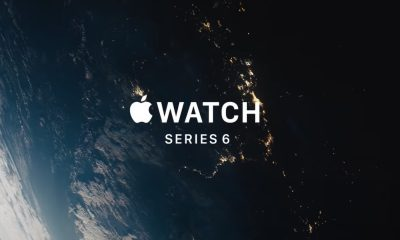 Apple Watch Series 6 Publicite