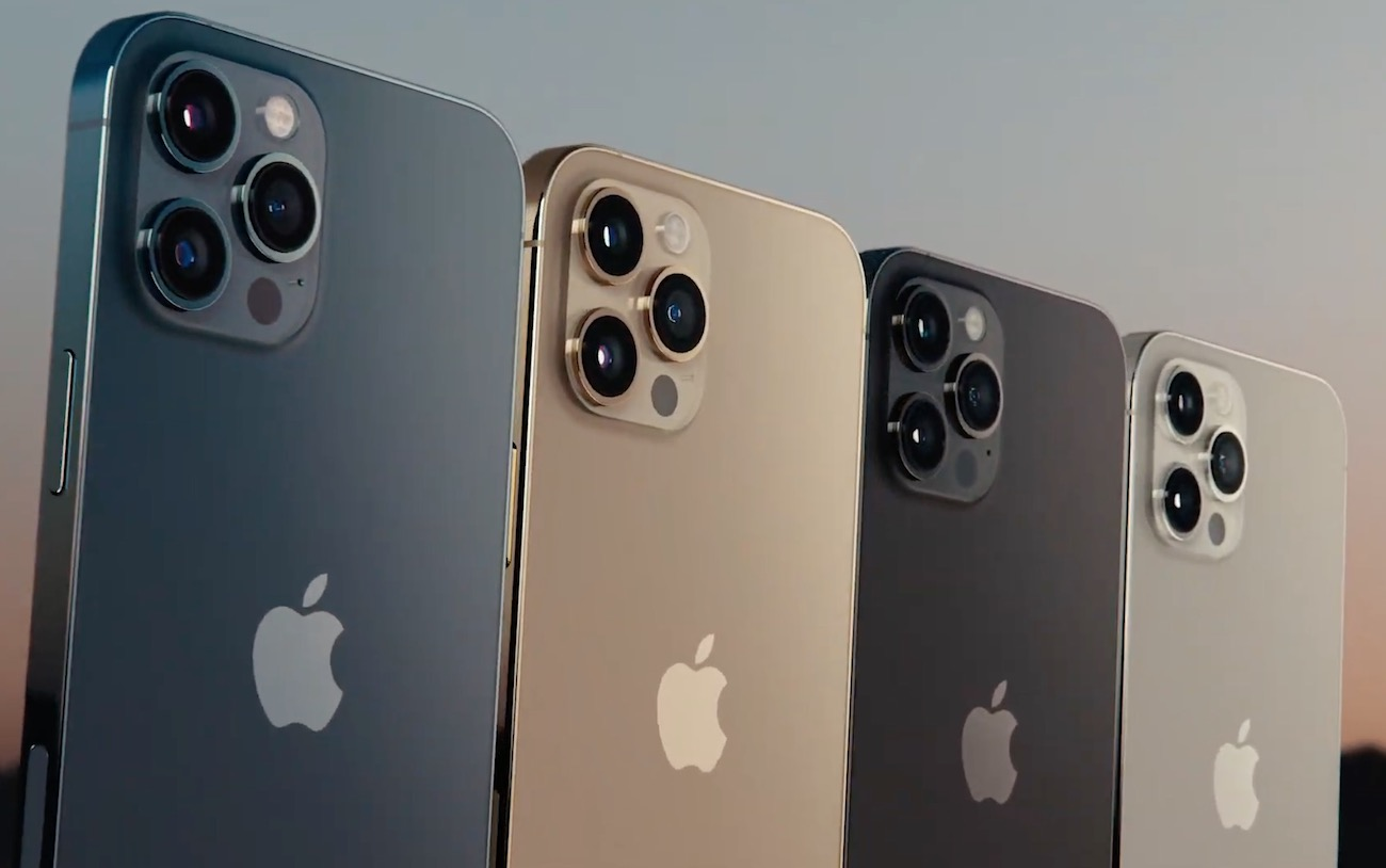iPhone 12 Pro coloris