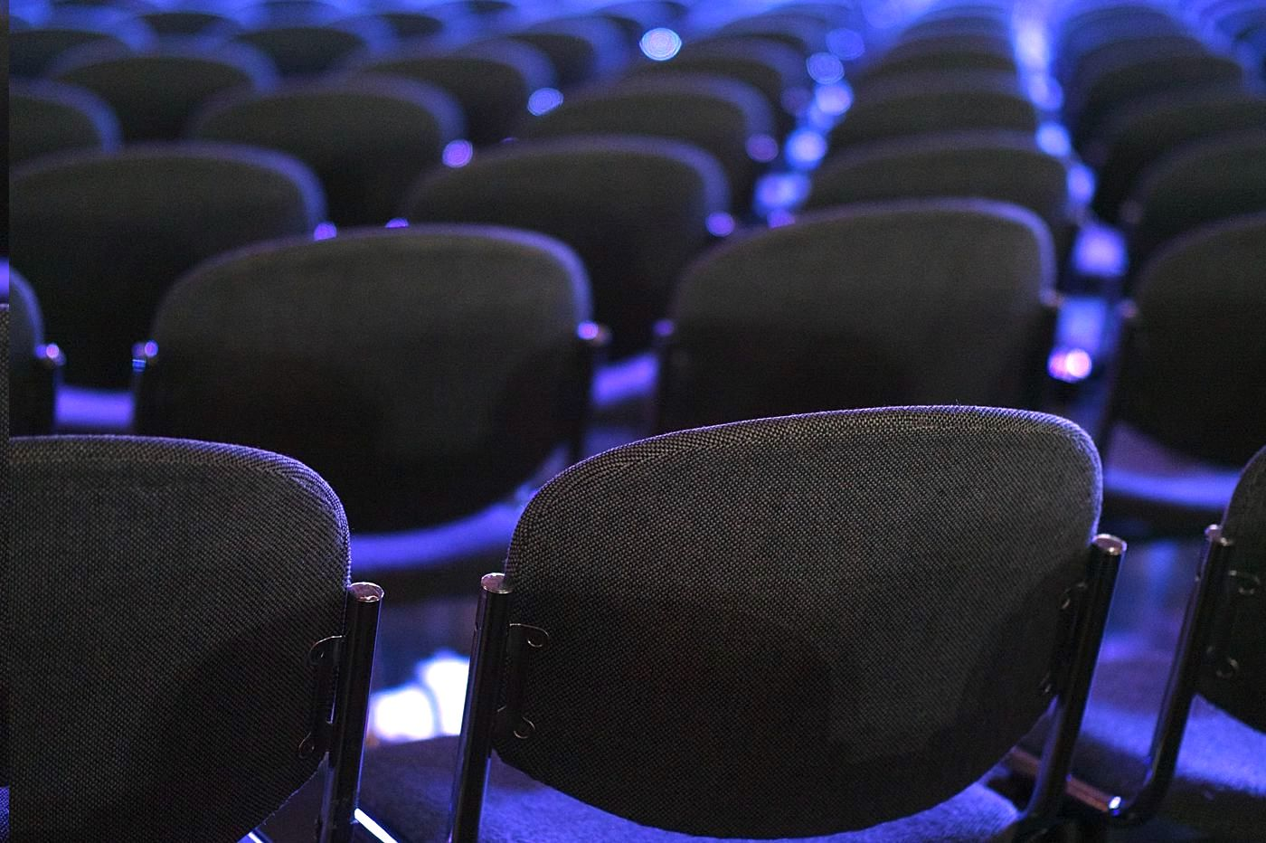 Chaises pour conférence