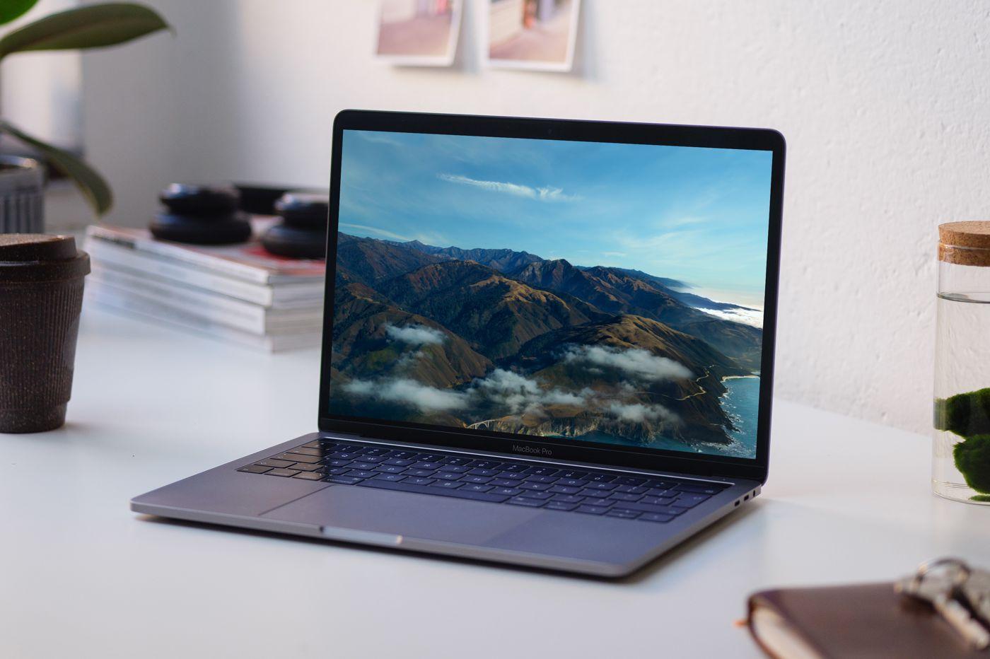 Fond d'écran macOS Big Sur