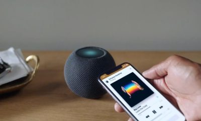 HomePod Mini Apple 2020