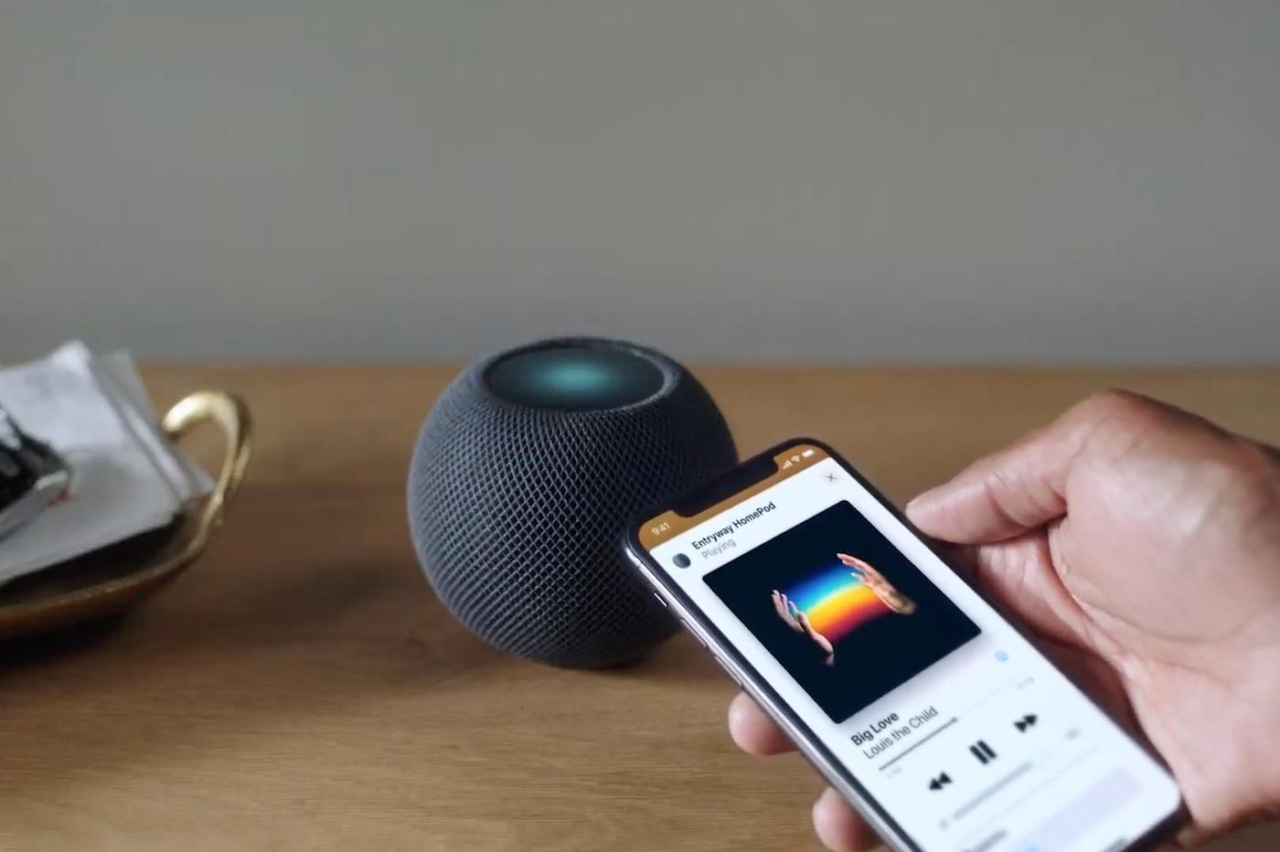 HomePod Mini Apple 2020