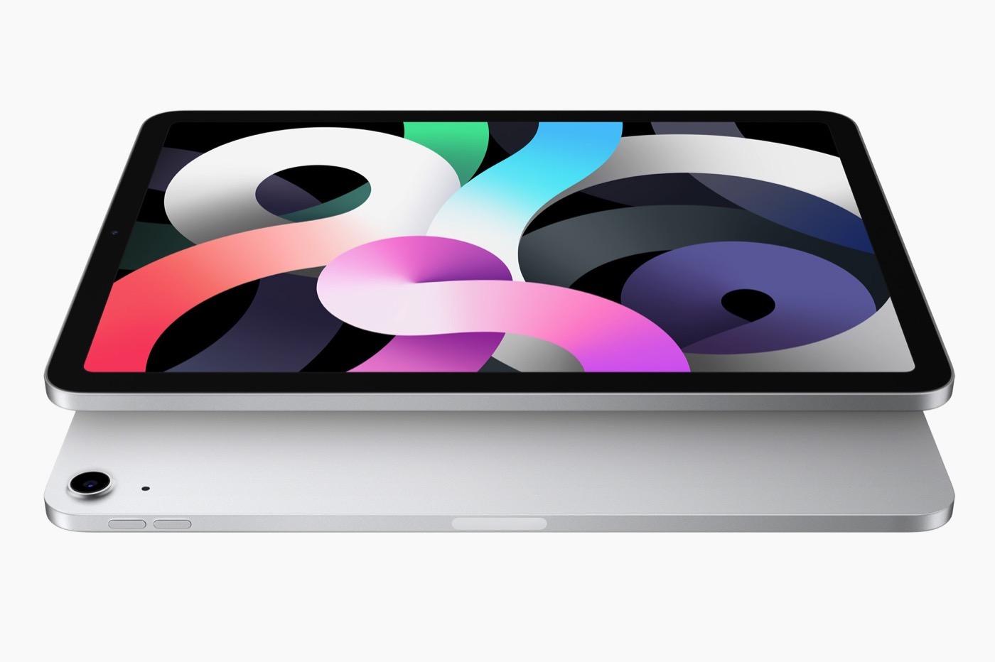 iPad Air 4 Argent