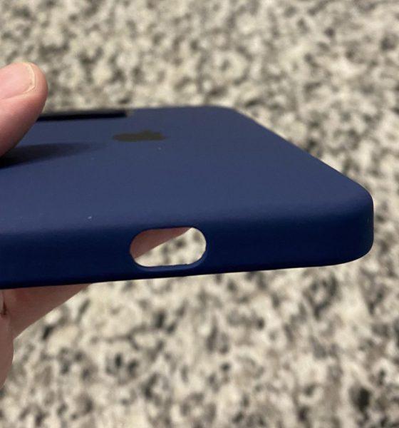 iPhone 12 coque erreur
