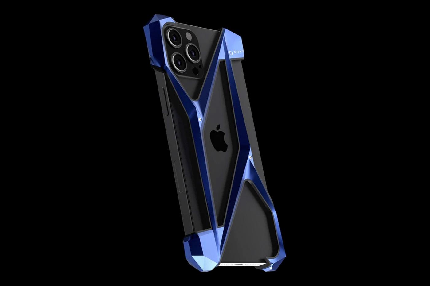 iPhone 12 Pro coque GRAY